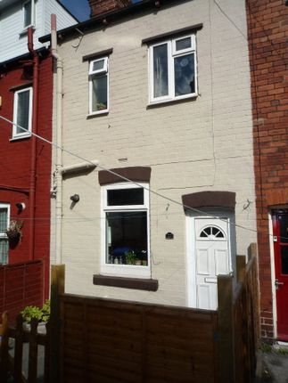 3 bed terraced house to rent in Rushdale Avenue, Sheffield S8
