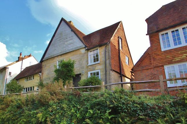 2 bed terraced house for sale in West Street, Mayfield TN20