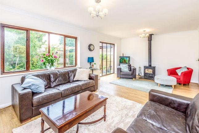 Thumbnail Detached house for sale in Durrington Lane, Worthing