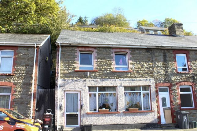 Thumbnail End terrace house for sale in Llanhilleth -, Abertillery