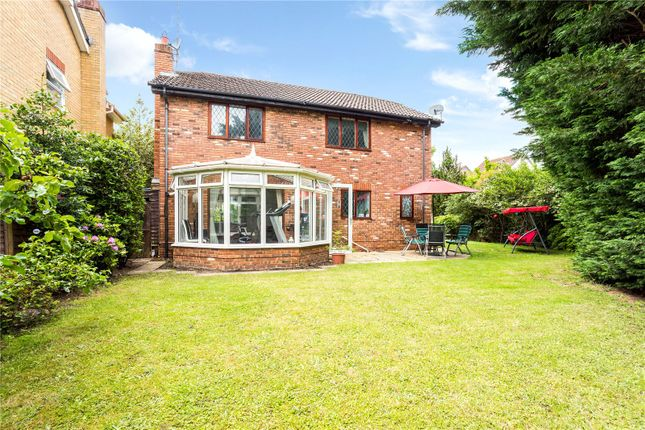 Thumbnail Detached house for sale in Connaught Drive, Weybridge, Surrey