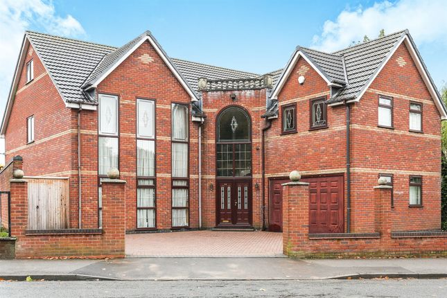 Thumbnail Detached house for sale in Lloyd Street, West Bromwich