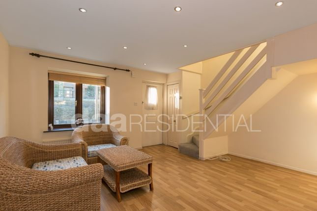 Thumbnail End terrace house to rent in Waterman Way, Wapping