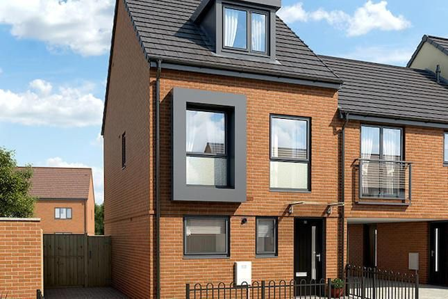 Thumbnail Property for sale in Bridle Wood, Donnington, Telford