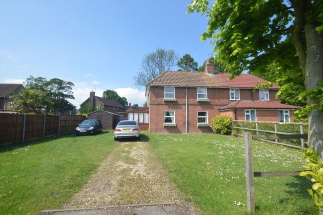 Thumbnail Semi-detached house for sale in Rectory Close, Coltishall, Norwich