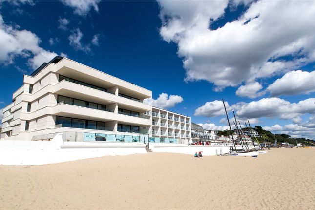Thumbnail Flat for sale in Ace, 17-21 Banks Road, Sandbanks
