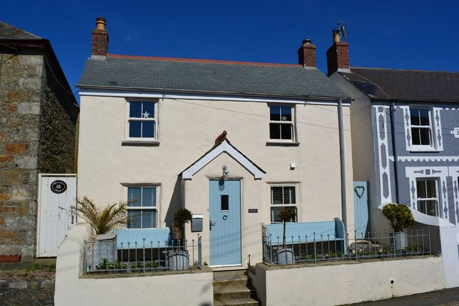 Thumbnail Detached house for sale in Higher Fore Street, Marazion, Cornwall