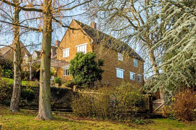Thumbnail Semi-detached house for sale in Middle Lane, Balscote, Banbury, Oxfordshire