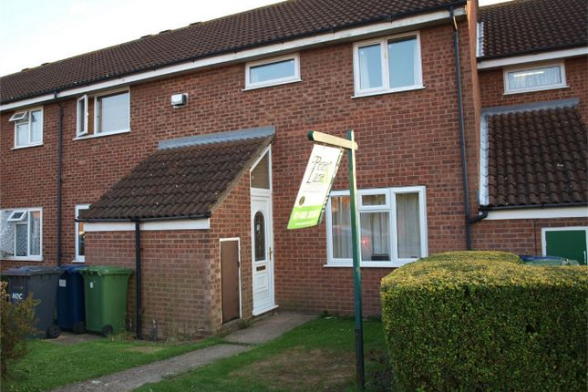 Thumbnail Terraced house to rent in Ouse Road, St. Ives, Huntingdon