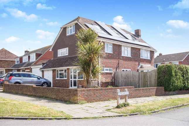 Thumbnail Detached house for sale in Beacon Drive, Seaford