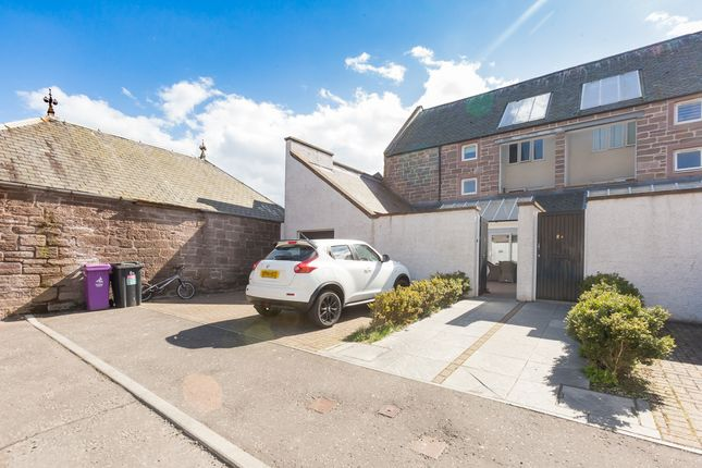 Thumbnail Town house for sale in St Marys Road, Montrose