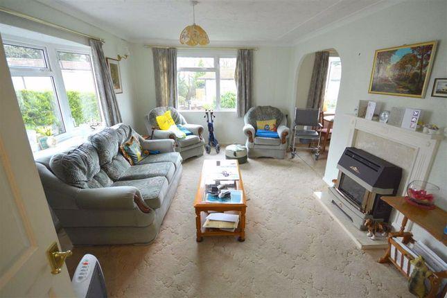 Sitting Room of Westwood Park, Bashley Cross Road, New Milton BH25