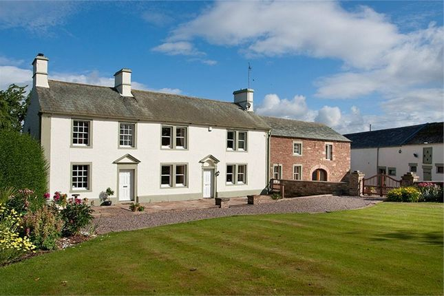 Thumbnail Detached house for sale in The Slack, Wigton, Cumbria
