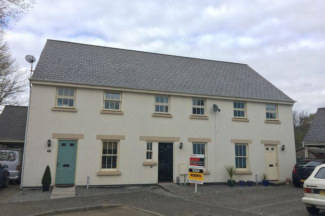 Thumbnail Terraced house to rent in Dan Y Gollen, Crickhowell