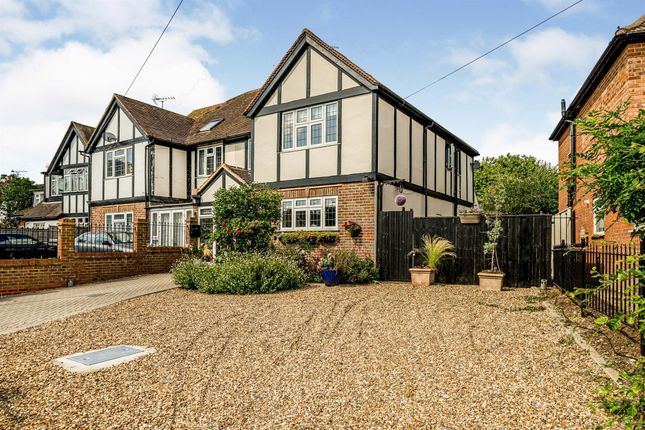 5 bed semi-detached house for sale in Lower Cippenham Lane, Cippenham, Slough SL1