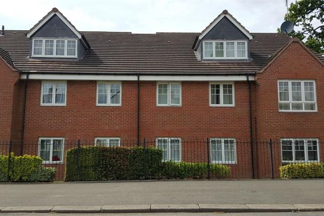 Thumbnail Flat to rent in The Avenue, Coventry
