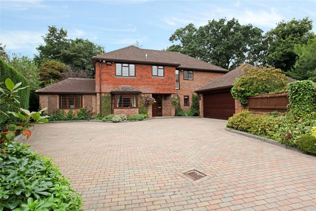 5 bed detached house for sale in Prides Crossing, Winkfield Road, Ascot, Berkshire