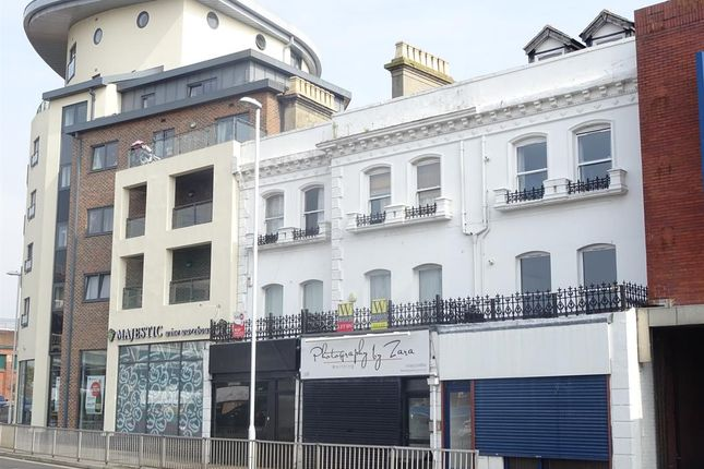 Thumbnail Flat to rent in Chapel Road, Worthing, West Sussex