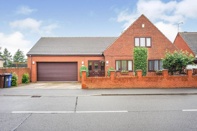 3 bed detached bungalow for sale in Broomfield Lane, Sheffield S36