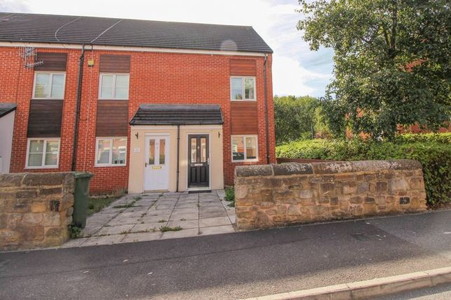 Thumbnail Terraced house to rent in Palatine Place, Dunston, Gateshead