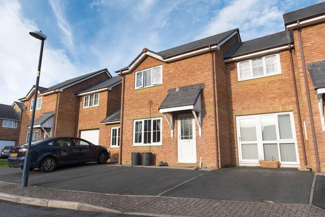Thumbnail Link-detached house to rent in Clos Dewi, Llanbadarn Fawr, Aberystwyth
