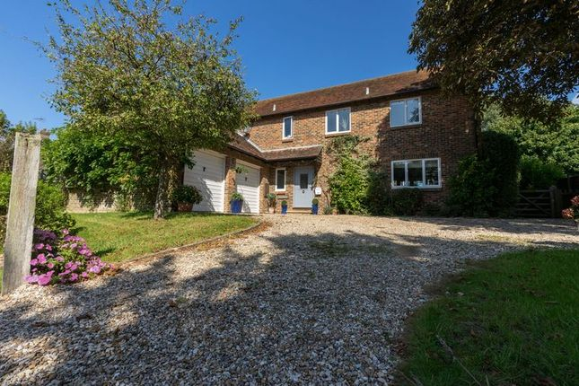 Thumbnail Detached house for sale in Chestnut Walk, Tangmere, Chichester