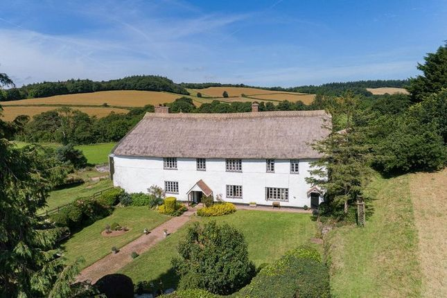 Thumbnail Detached house for sale in Upton Hellions, Crediton