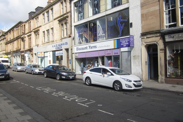 Thumbnail Retail premises to let in 38 Newmarket Street, Falkirk