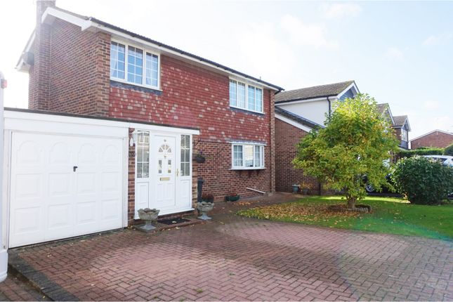 Thumbnail Detached house for sale in Mitchell Way, South Woodham Ferrers