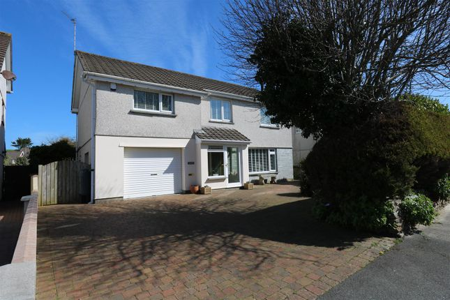 Thumbnail Detached house for sale in Dukes Way, Newquay