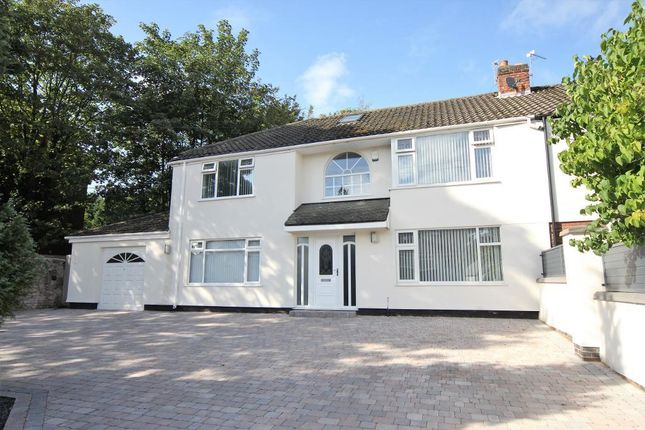 5 bed semi-detached house to rent in St Marys Road, Huyton, Liverpool L36
