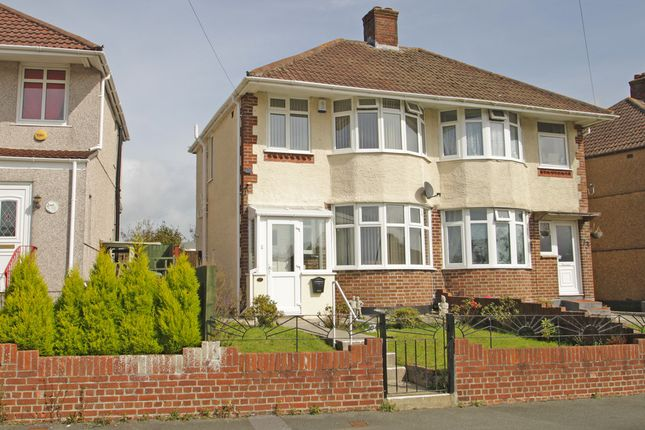 Thumbnail Semi-detached house for sale in Moor Lane, Plymouth