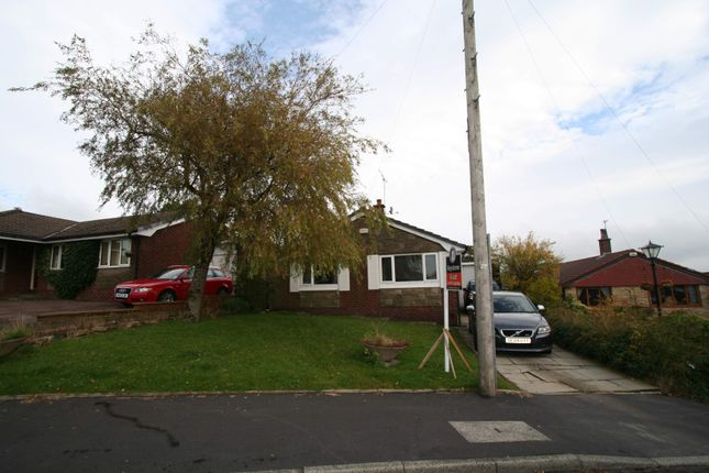 Thumbnail Bungalow to rent in Woodhey Grove, Syke, Rochdale