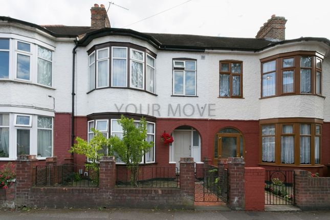 Thumbnail Terraced house for sale in Hainault Road, Leytonstone, London