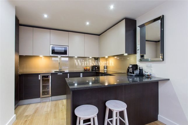 2 bed flat for sale in Claremont House, 14 Aerodrome Road, Beaufort Park, Colindale