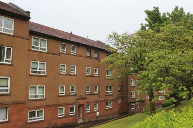 Exterior of Regent Street, Greenock, Inverclyde PA15