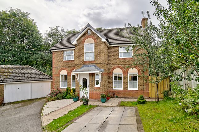 Thumbnail Detached house for sale in Redwood Drive, Bradley, Huddersfield