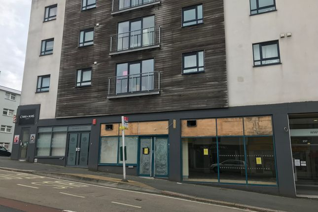 Thumbnail Retail premises to let in Albert Road, Plymouth