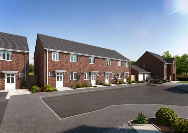 Thumbnail Terraced house for sale in Quarry Fields, Finedon Road, Burton Latimer