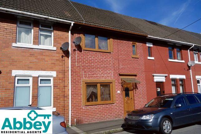 Thumbnail Terraced house for sale in Pentre Street, Glynneath, Neath