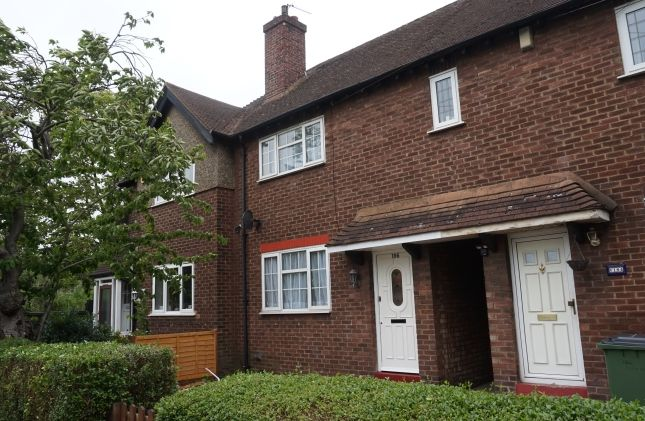 Thumbnail Terraced house to rent in Sidcup Road, London