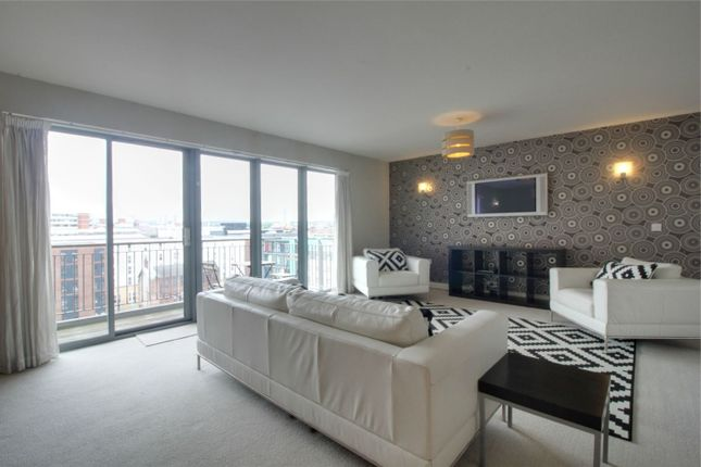 Thumbnail Flat to rent in Newhall Street, Birmingham