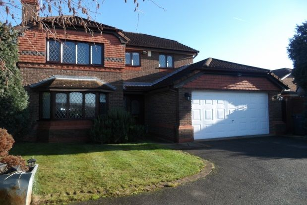 Thumbnail Detached house to rent in Thirlmere, West Bridgford, Nottingham