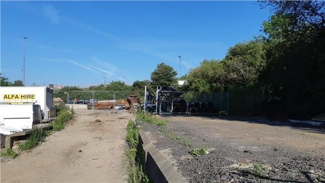 Thumbnail Land to let in Plot 38, Childerditch Industrial Park, Childerditch Hall Drive, Brentwood, Essex