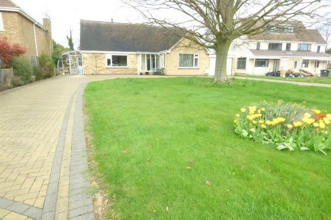 Thumbnail Detached bungalow for sale in Thorpe Avenue, Peterborough, Cambridgeshire