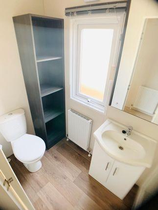 Toilet of Crow Lane, Little Billing, Northampton NN3
