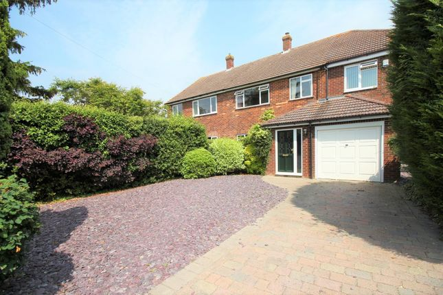 Thumbnail Semi-detached house for sale in Norwood Lane, Meopham, Gravesend