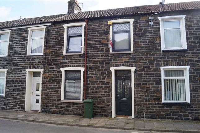 Thumbnail Terraced house for sale in Woodland Street, Mountain Ash