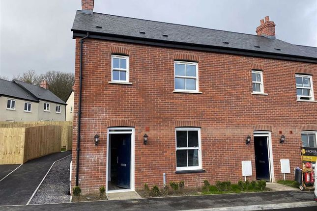 Thumbnail End terrace house for sale in Sycamore Road, Blaenavon, Torfaen