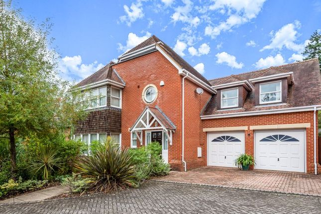 Thumbnail Detached house for sale in Cleek Drive, Southampton